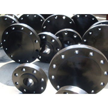 Black paint A350LF2 forged flanges