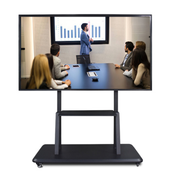 projector vs interactive flat panel