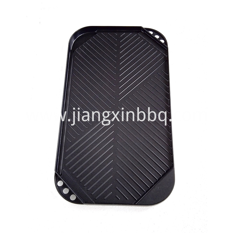 Reversible Griddle Pan Overall View