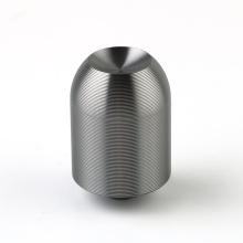 Speaker accessories Gray Aluminum bullet