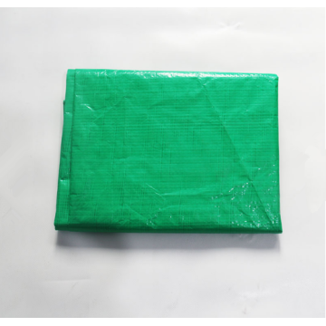 2x3m green PE tarpaulin sheet