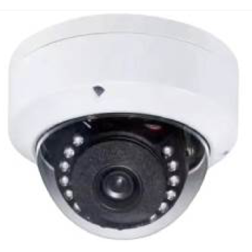Night IR dome network camera