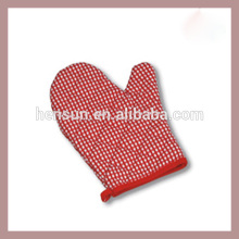 High Quality Cotton Microwave Oven Glove BBQ Mitten
