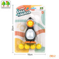 C901-2 CQS Animal penguin spits ball