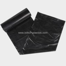 HDPE Can Liners in black