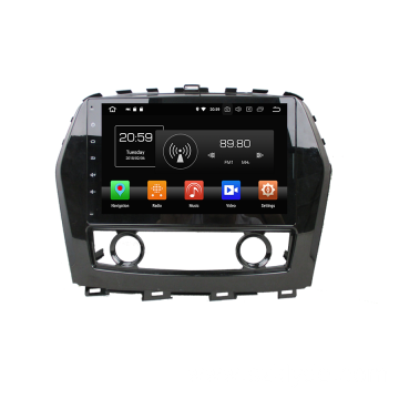 Oreo car multimedia player for Maxima 2015-2016