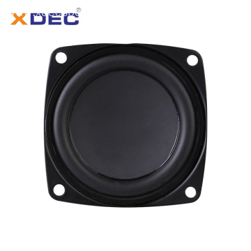 40MM Portable Audio Speaker 1.5 Inch HiFi 4Ohm 3W Full Range Speaker For Bluetooth Loudspeaker