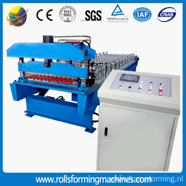 manual roof tile making machine