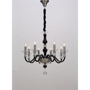 Modern delicate living room/ dining room glass chandelier