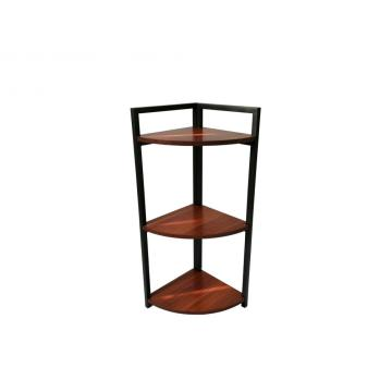 High Quality Durable steel wooden Shelves Rack
