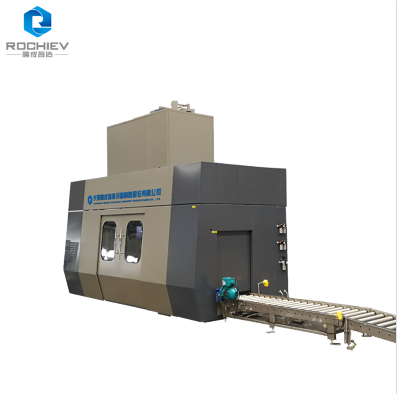 Fully automatic drum filling line