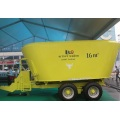 Small TMR feeding mixer