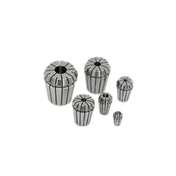 High accuracy ER collet chuck set