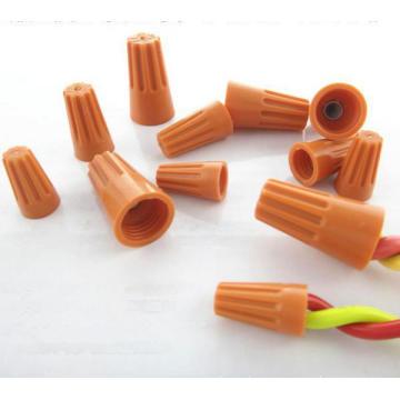 nylon Screw On Wire connector P1 orange