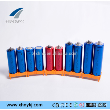 Headway 38120hp high power cylindrical battery