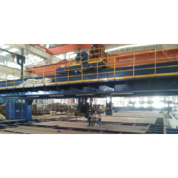Double Arc Double Wire Submerged Arc Welding Machine