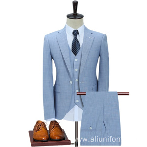 Royal blue coat pant photos designs wedding turkey Italy men suit for office