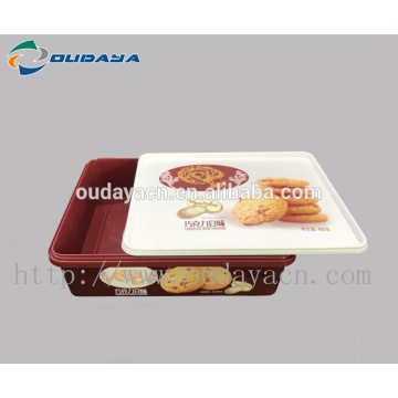 IML box Customized margarine Packaging Box butter