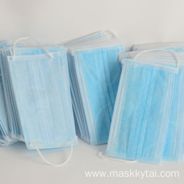 Kid Disposable Protect Dust 3ply Face Mask