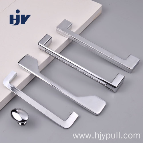 OEM Zinc Alloy Pull Handle Kitchen Cabinet Handles