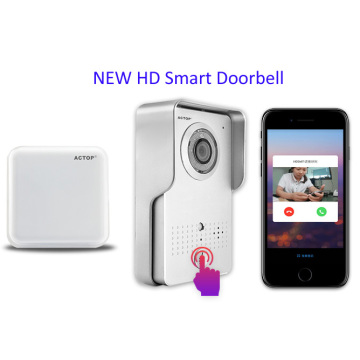 Factory price wifi video doorbell with HD camera