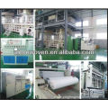 PP spunbond nonwoven fabric machine for sms