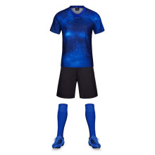 Sterrenhemel patroon voetbal jersey training voor team