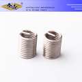 ISO Metric M2/M5/M6/M8 fasterners threaded inserts /m5 thread insert/insert m5/m5 insert