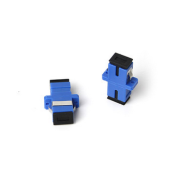Fiber Optic Sc Adaptor Connector FTTH