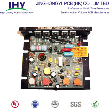 Shenzhen 10 Layer Gold Finger PCB Manufacturing and PCB Circuit Board assembly
