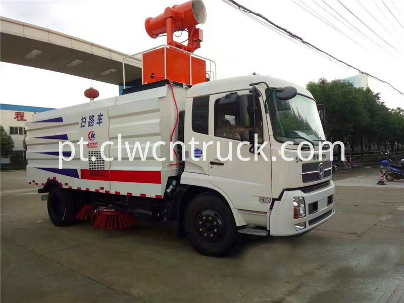 Industrial and Street Sweeper for Sale 1
