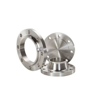 Forged steel flanges and fittings