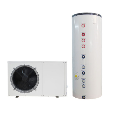 Tankless Monobloc EVI Air to Water Heat Pump
