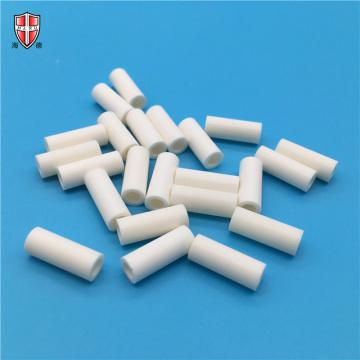 electronic 95 99 alumina ceramic tube bush sleeve