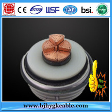 High Voltage (66kv~220kv) XLPE Insulated Armoured Cable