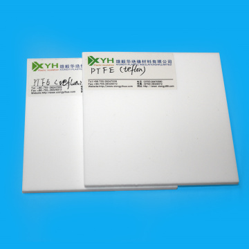 Wear Resistance Sliding Insulation PTFE Plate