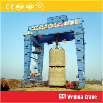 Project Gantry Crane 400t