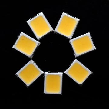 White SMD LED 2835 Warm White 3000-3500K 0.5W