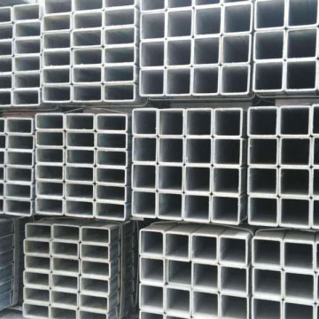 Rectangular Steel Hollow Galvanize Square Section Pipe