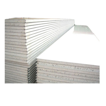 Color Steel Insulated EPS Sandwich Panel Price