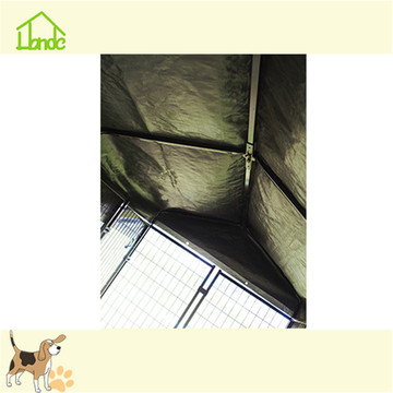Durable outside metal pet dog kennel for sale