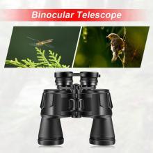 Binoculars Night Vision10X50 HD Sightseeing Binocular for Hunting Sports Scope Outdoor Travel Professional Telescope Kit