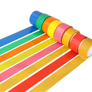 Free Sample Custom Bopp Colored Packing Tape