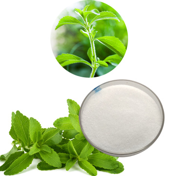 Natural hydroscopic powder stevia crystal