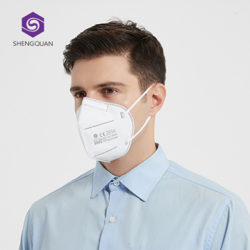 Non-Woven FFP2 Civil Disposable Face Mask