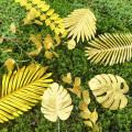 Golden Tortoise Artificial Flower Plant Bonsai Wedding Decoration Ins Wind Home New Year Wedding Party Decor #J20