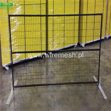 PVC Coated Standard Canada Temporary Fence