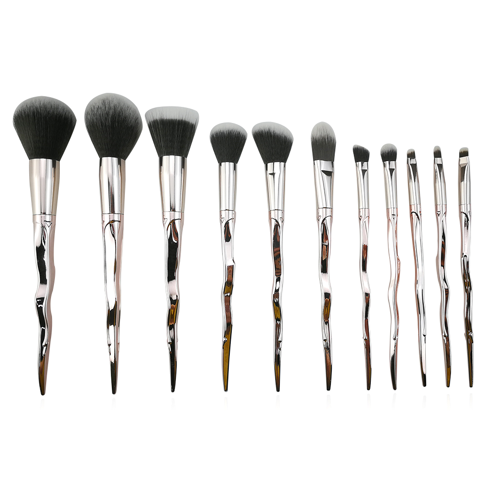 11pc Makeup Brush Collection