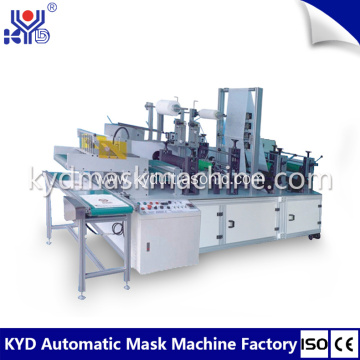 Lahloang Headrest Cover Masking Machine
