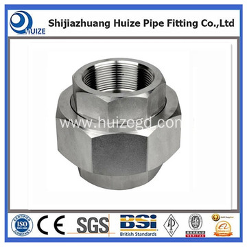 stainless steel union elbow fitting